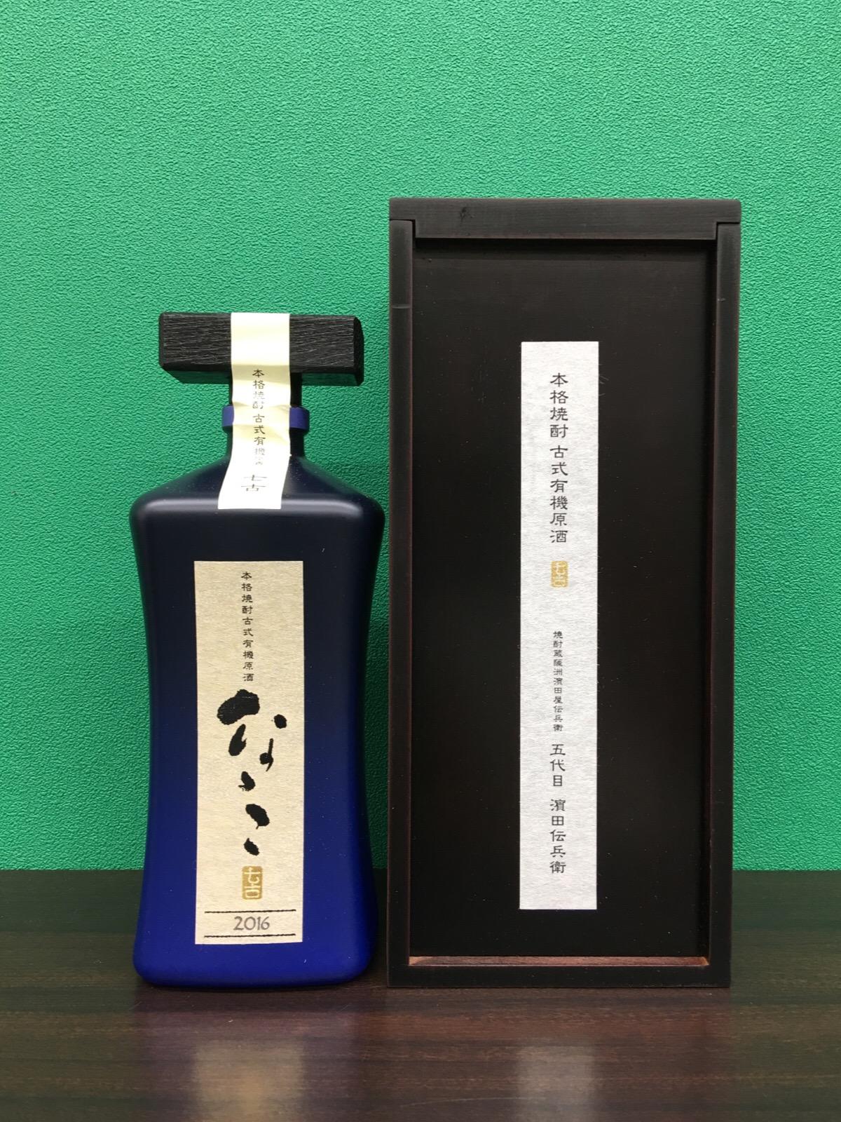 古式有機原酒なゝこ 2016 720ml